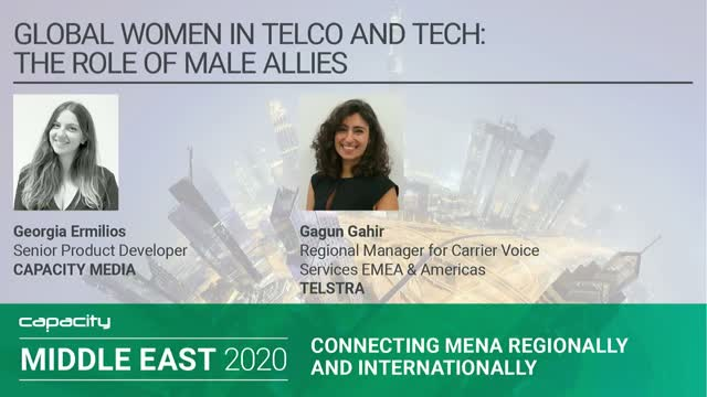 Global Women in Telco and Tech: The Role of Male Allies