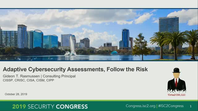 Follow the Risk with Adaptive Cybersecurity Assessments