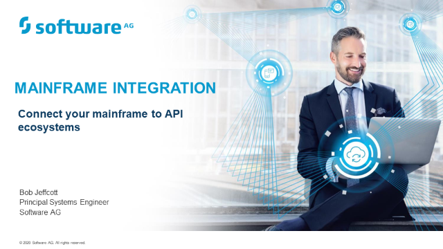 Connect your Mainframe to API Ecosystems