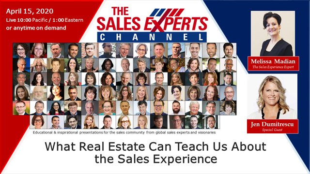 What Real Estate Can Teach Us About the Sales Experience