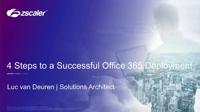 4 Steps to a Successful Office 365 Deployment