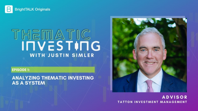 Thematic Investing: Analysing Megatrends as a system