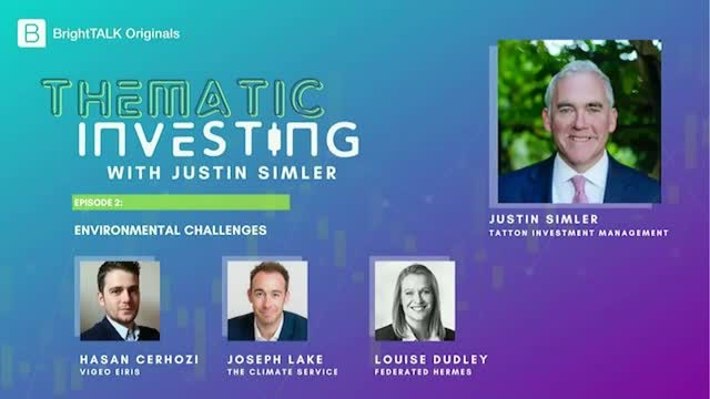 Thematic Investing: Environmental Challenges