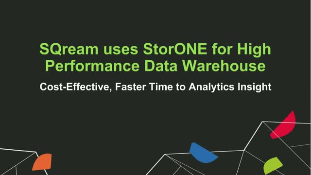 Webinar - Customer Insight - Affordable Extreme Performance With StorONE