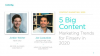 5 Content Marketing Trends That Will Shape Financial Services in 2020