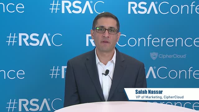 Securing cloud-mobile environment with CASB