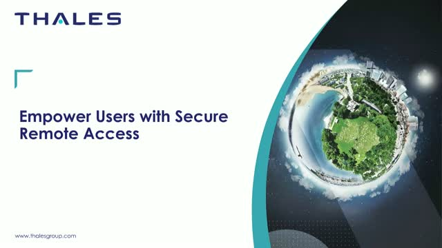 Empower Users with Secure Remote Access