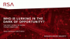 Security Transformation: Who is lurking in the dark of opportunity?