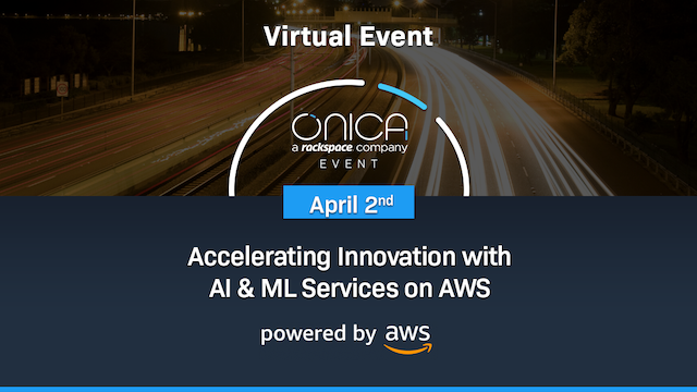 Accelerating Innovation with AI & ML Services on AWS