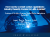 The Latin American Contact Center Applications Market - The Andean Region