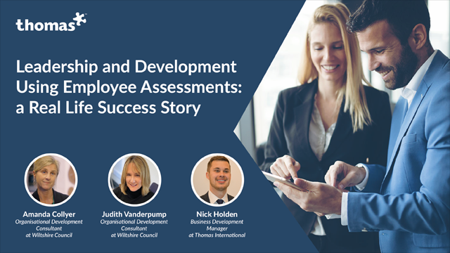 Leadership and Development Using Employee Assessments: A Real Life Success Story