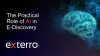 The Practical Role of AI in E-Discovery