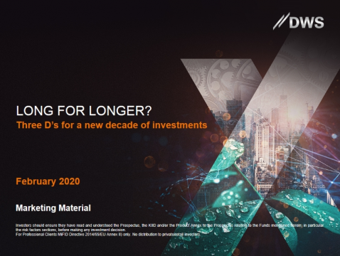 Investment Insights - A New Decade: Long for Longer?