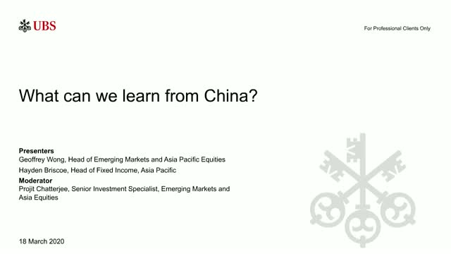 What can we learn from China?