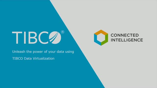 Unleash the power of your data using TIBCO Data Virtualization