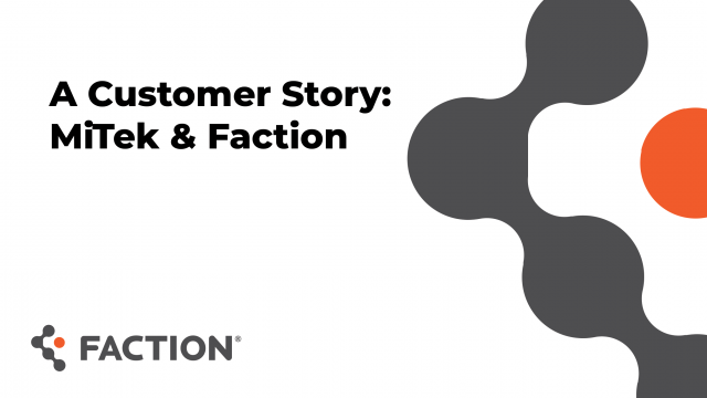 Customer Success Story: MiTek, a Berkshire Hathaway company