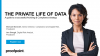The Private Life of Data
