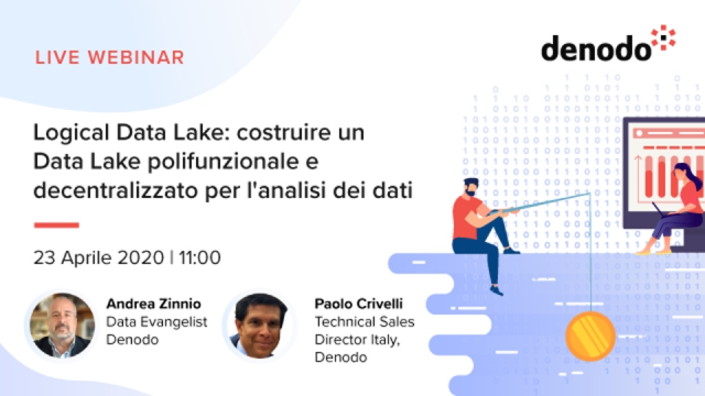 Logical Data Lake: polifunzionale e decentralizzato per l'analisi dei dati