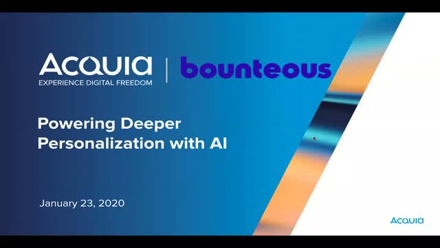 Powering Deeper Personalisation with AI