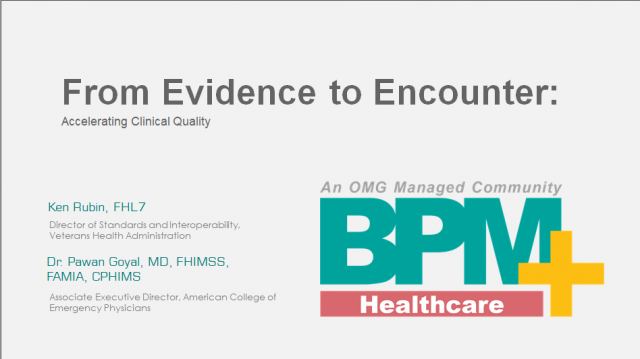 From Evidence to Encounter: Accelerating Clinical Quality