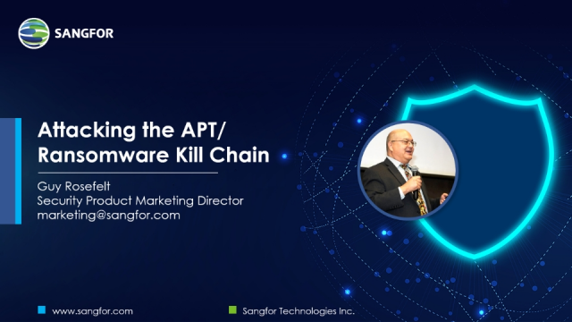 Attacking the APT/Ransomware Kill Chain