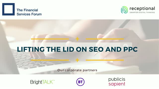 Lifting the Lid on SEO and PPC