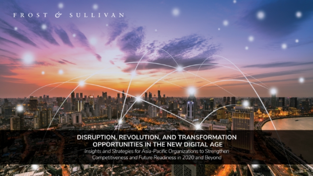 Disruption, Revolution, and Transformation Opportunities in the New Digital Age