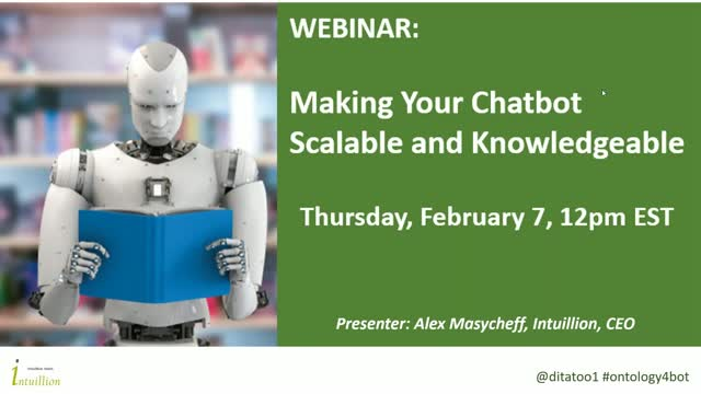 Making Your Chatbot Scalable and Knowledgeable