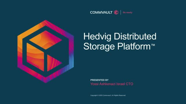 Hedvig 101 — Why the time is now for software-defined storage
