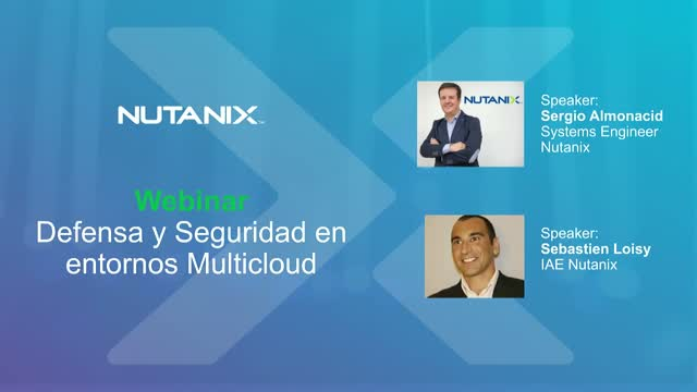 Defensa y seguridad en entornos multi-cloud