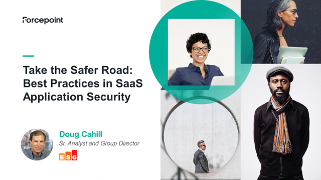 ESG: Take the safer road: best practices in SaaS Application Security