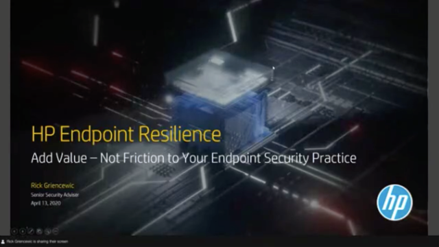 Add Value — Not Friction to your Endpoint Security Practice