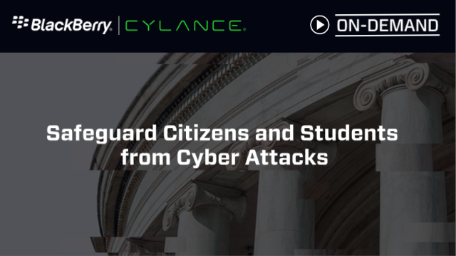 Safeguard Citizens and Students from Cyber Attacks