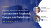 Emulating Hyperscale Infrastructure: Lessons from Facebook, Google & Salesforce