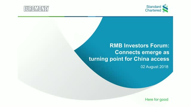 RMB Investors Forum: Connects emerge as turning point for China access