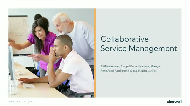 Implementing Collaborative Service Management in the Age of Remote Work