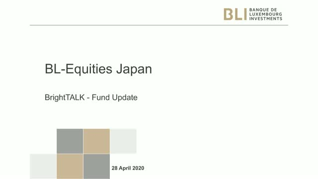 BL Equities Japan – Strategy update