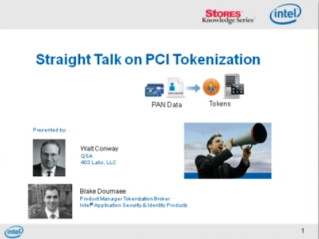 Straight Talk on the New PCI Tokenization Guidelines