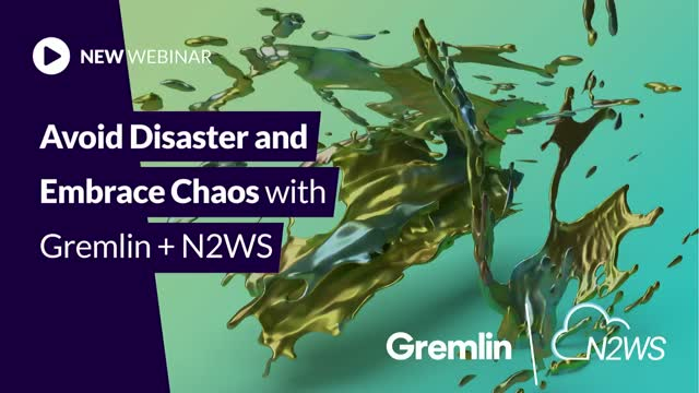 Avoiding Disasters by Embracing Chaos