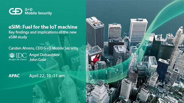 New eSIM Study: Fuel for the IoT machine - Key findings and implications