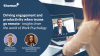 Driving engagement and productivity when teams go remote