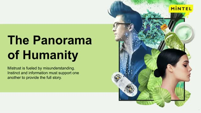 The panorama of humanity: what does it mean for the beauty industry?