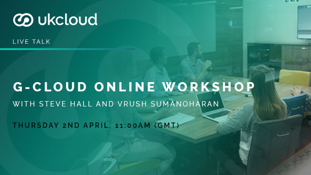 Online G-Cloud Workshop
