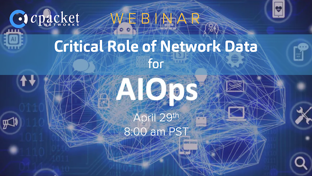 Critical Role of Network Data for AIOps