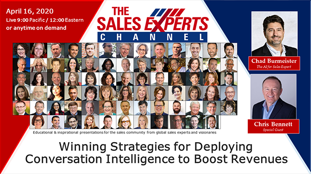 Winning Strategies for Deploying Conversation Intelligence to Boost Revenue