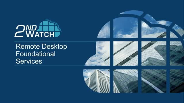 Empower Your Remote Workforce with Microsoft's Windows Virtual Desktop