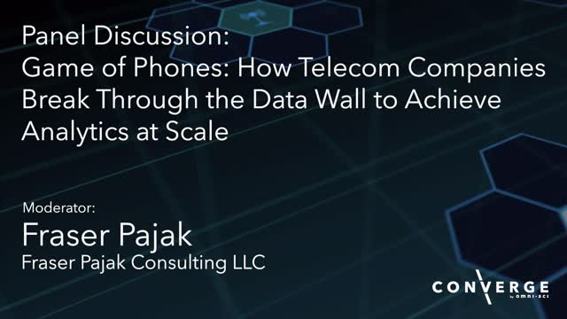 How Telecom Companies Break Through the Data Wall to Achieve Analytics at Scale