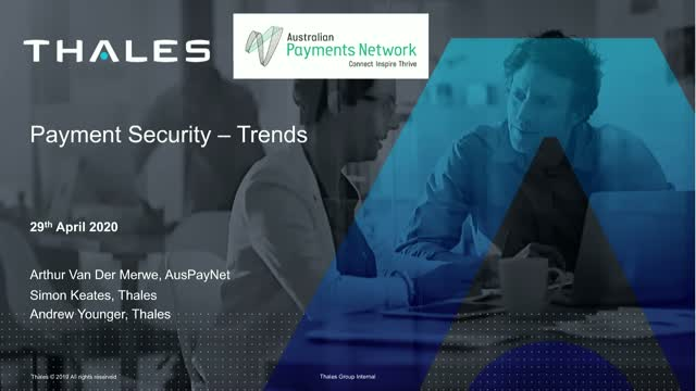 Payment Security – Trends