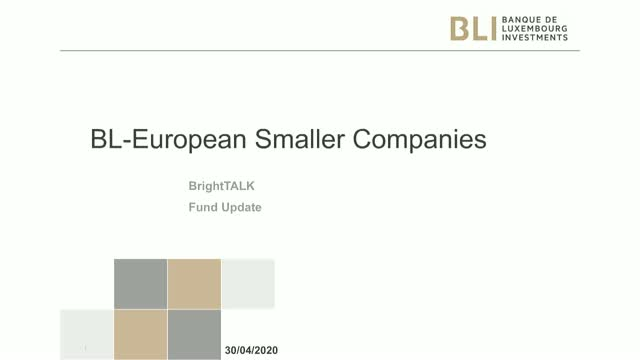 BL European Smaller Companies – Investing in European Small- and Mid-caps