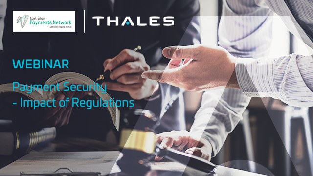Payment Security – Impact of regulations